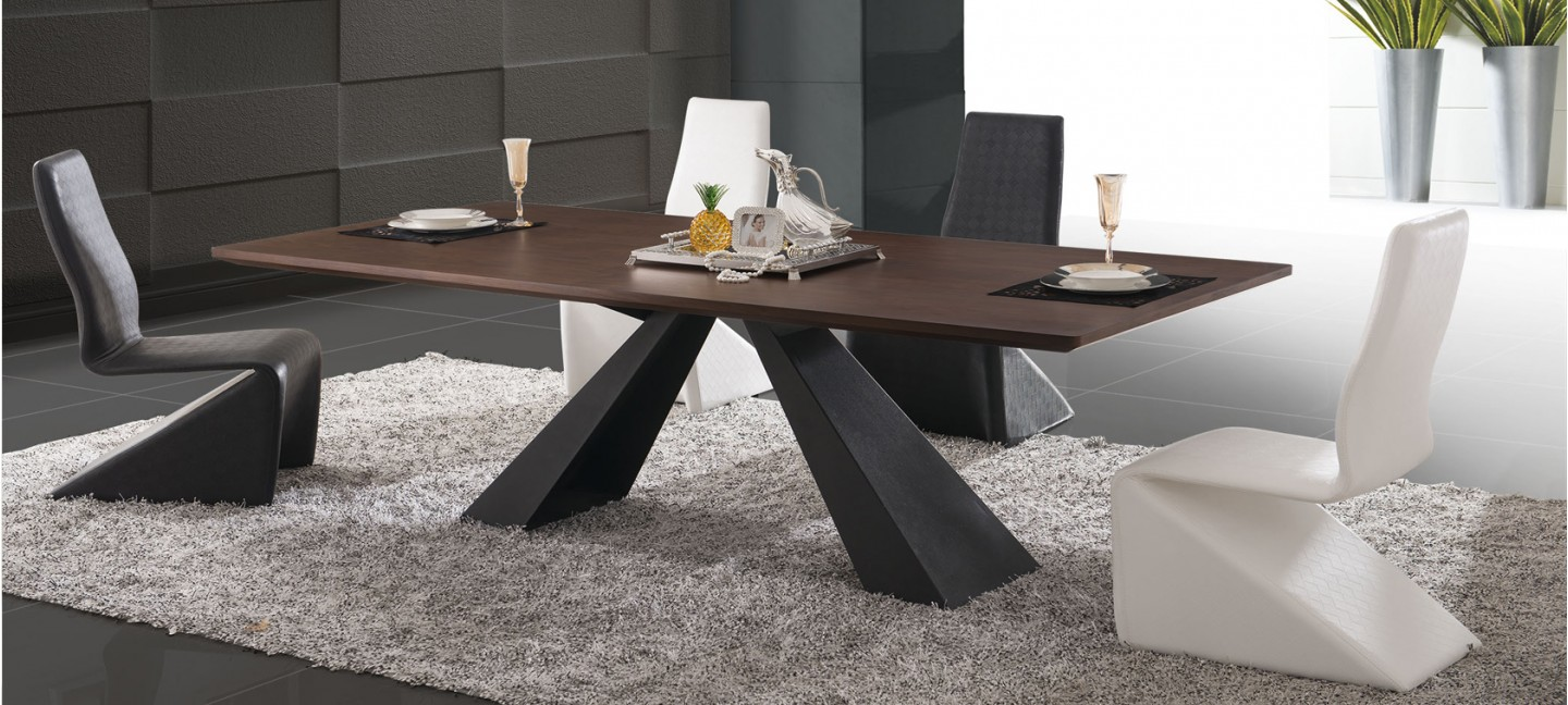 Comment choisir la table pour la salle manger maison for Table a manger design
